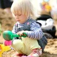 Чим корисні дітям гри з піском, ігри в пісочниці