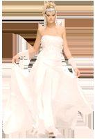 Як вибрати весільну сукню, по фігурі