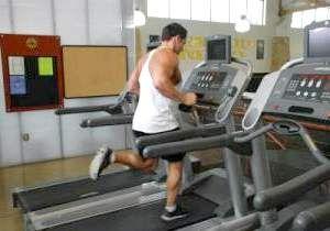 Як правильно бігати на біговій доріжці