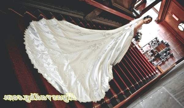 Яку вибрати довжину весільного плаття