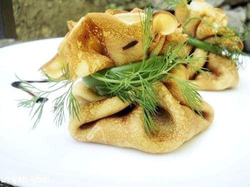 Мішечки з грибами