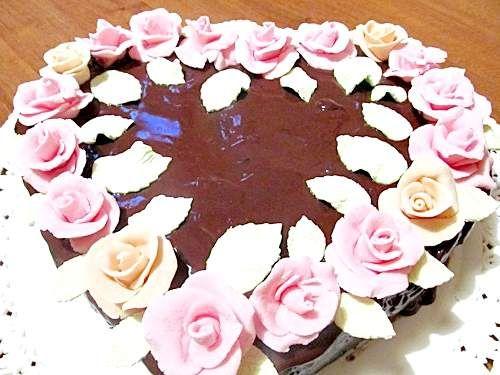 Торт-серце