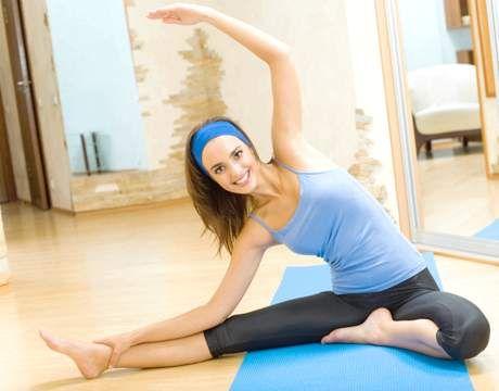 Стрейчінг як частина програми схуднення