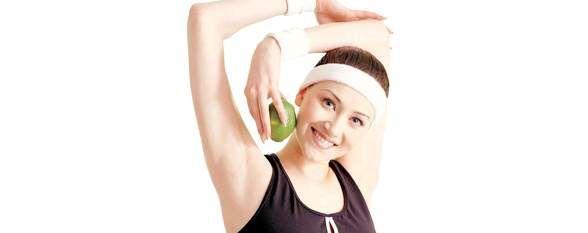 Ефективні вправи для схуднення рук + відео