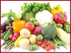 Як готувати овочі для дитячого харчування
