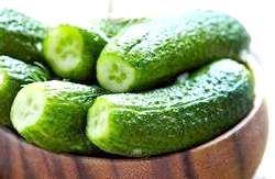 Які вітаміни містяться в огірках