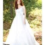 Сукні для вагітних весільні фото
