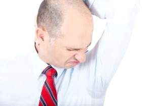 Підвищена пітливість у чоловіків: причини