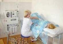 Процедура гідроколонотерапії