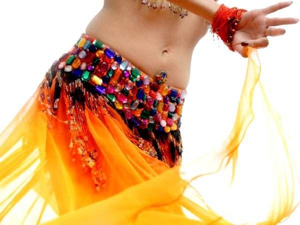 Танець живота для схуднення