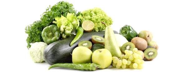 Чим хороша зелена дієта?