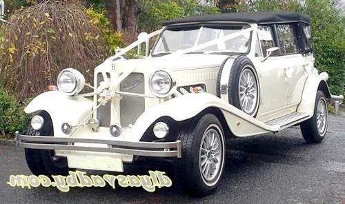 Вибираємо автомобіль на весілля